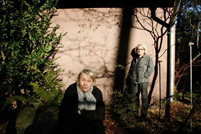 Ute und Werner Mahler, Lehnitz 2013