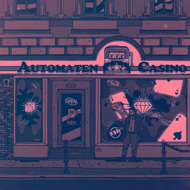 Automaten Casino – Bild aus der Serie »Zeitgenössischer Realismus«