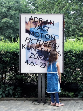 Adrian Paci, Poster