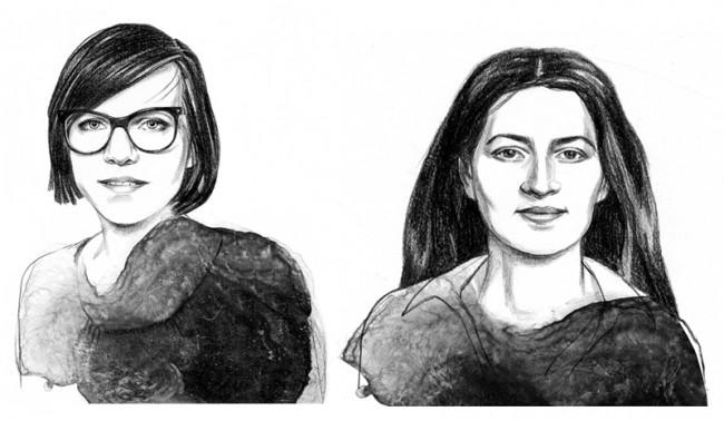 Portraits für Missy Magazine