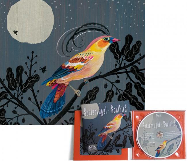 CD-Cover Meininger-Trio