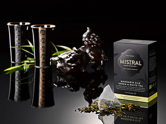 Mistral Green White Tea