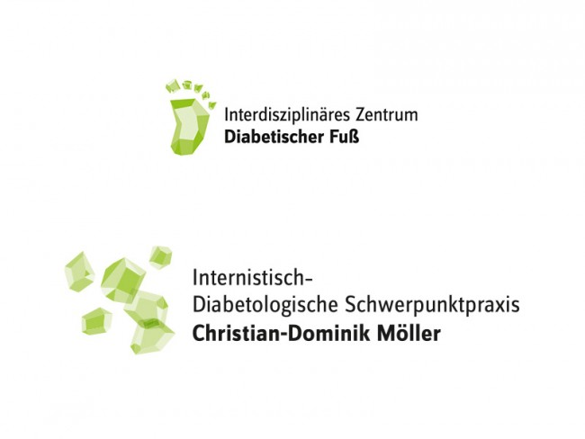 Praxis Möller, Corporate Design