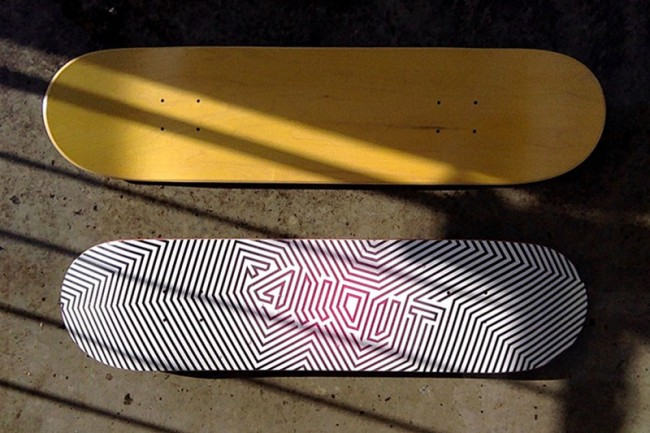 FALLOUT Skateboards, Sylt