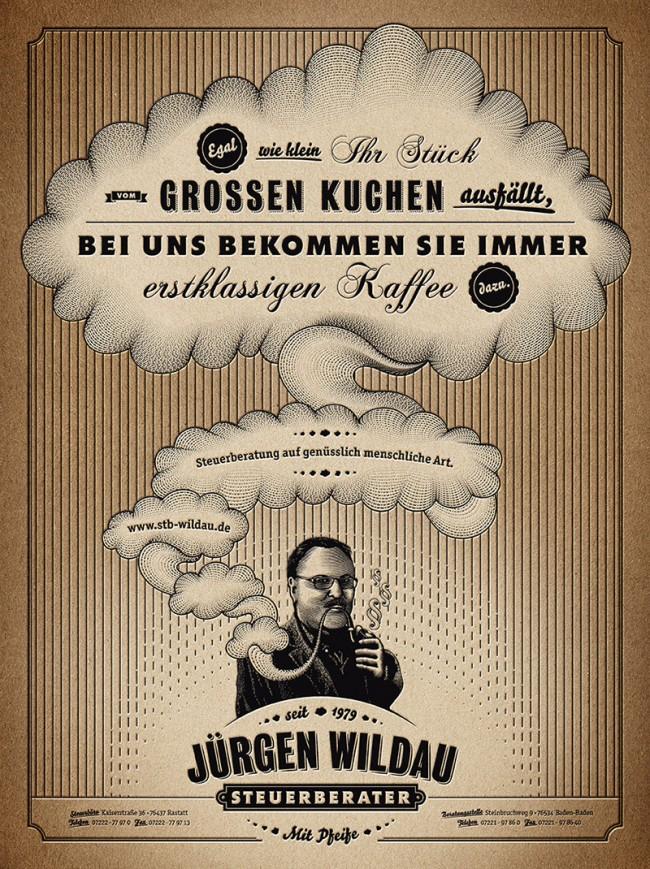 Weisheiten von Steuerberater Jürgen Wildau