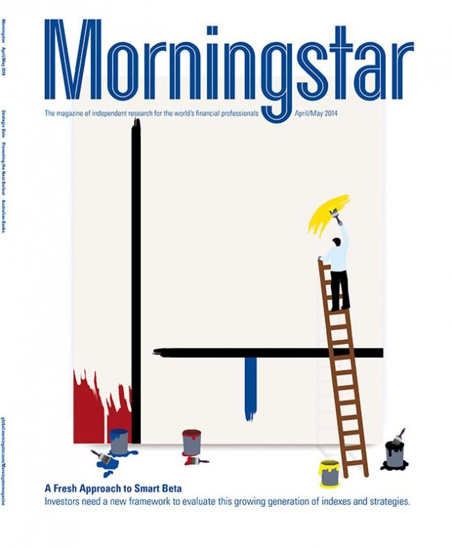 Morningstar Magazine – Cover Smart Beta