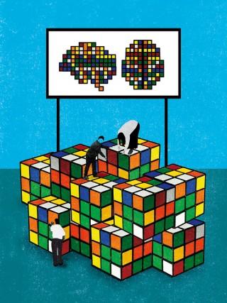 Universität Zürich Magazine – Intelligence
