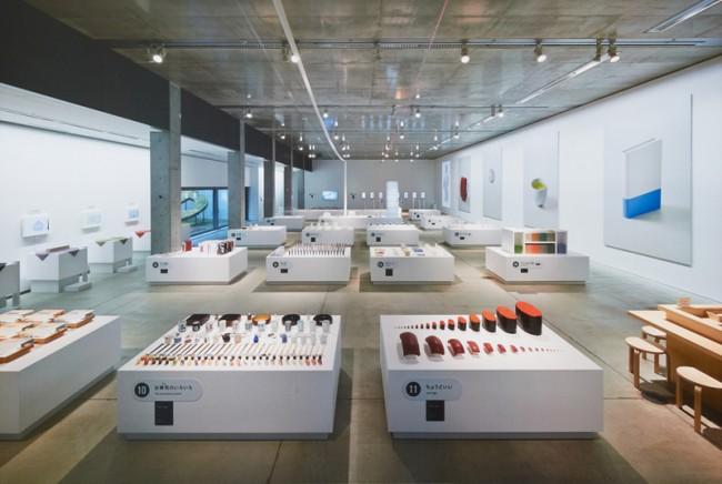 Grandprix: Ausstellung Design Ah! (Foto der Ausstellungsszene), Taku Satohart, Yugo Nakamuraart, Keigo Oyamadaart