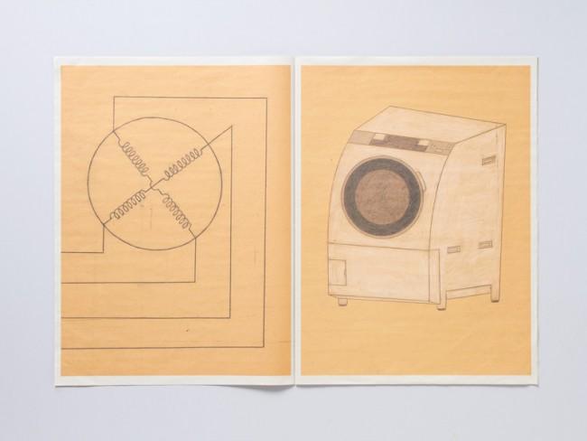 Grafikdesign Life is Electric für Panasonic Corporation's, Yoshihiro Yagi, Philippe Weisbecker