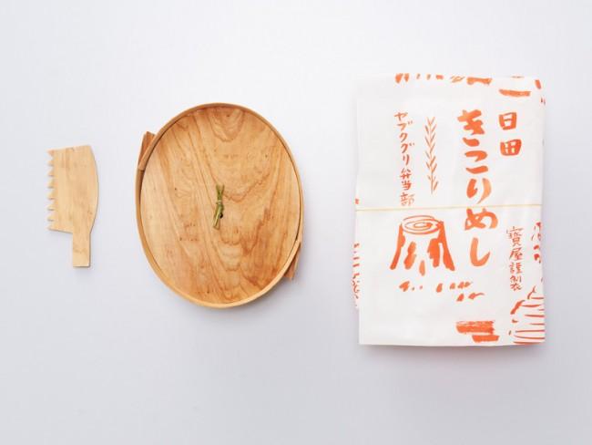 Tokyo ADC Award, Grafikdesign, Bento Box Hita Kikorimeshi von Takaraya, Mitsuhiro Tomita, Michio Kajiwara und Isao Makino