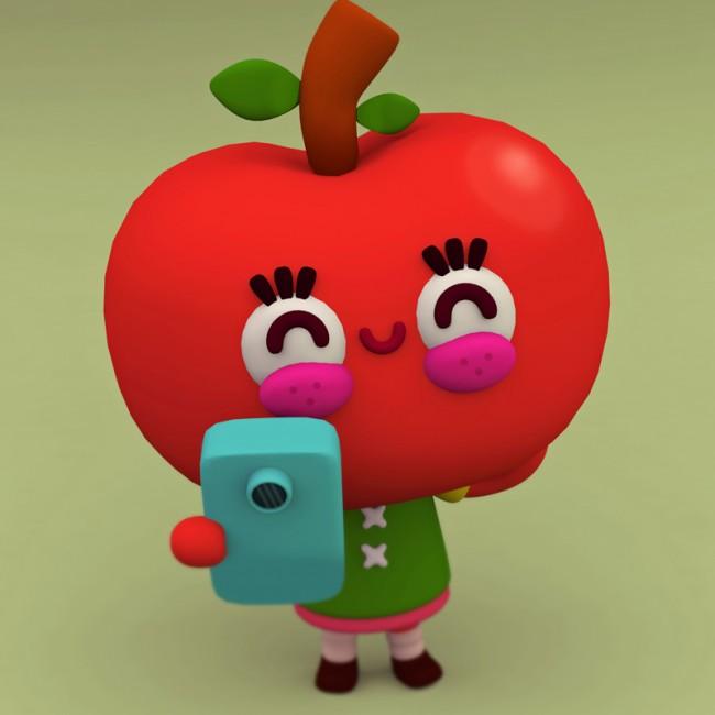 Character Selfie: Cecy Meade