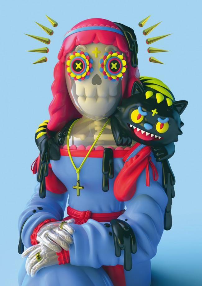 Portrait Gallery: El Grand Chamaco