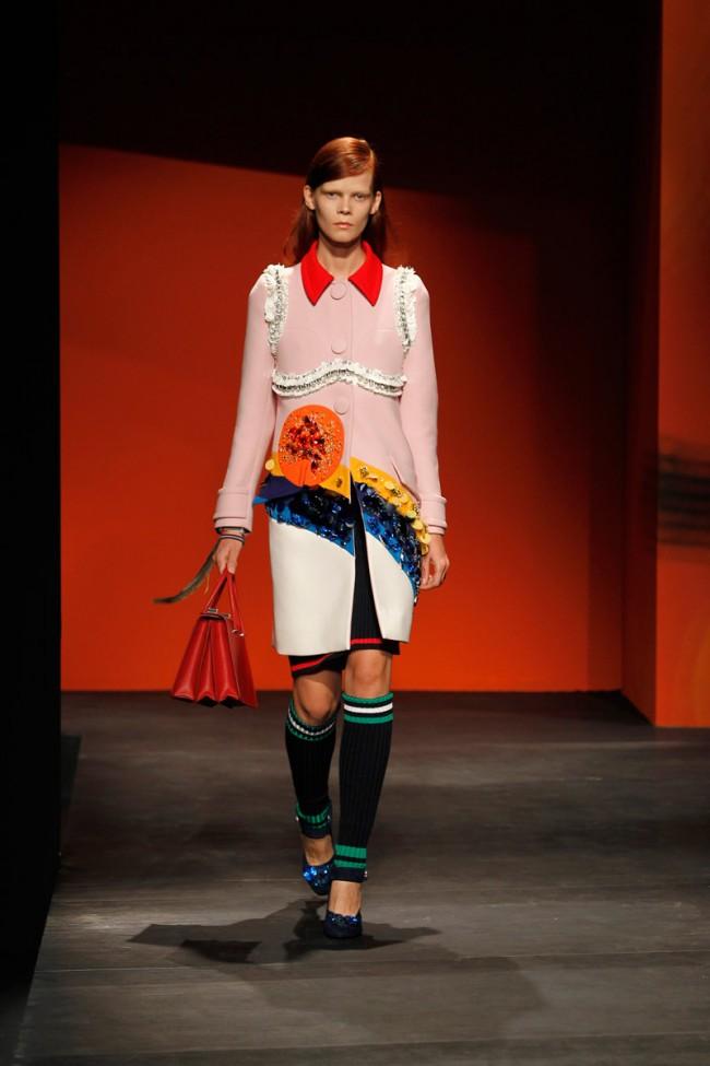Fashion: PRADA S/S14