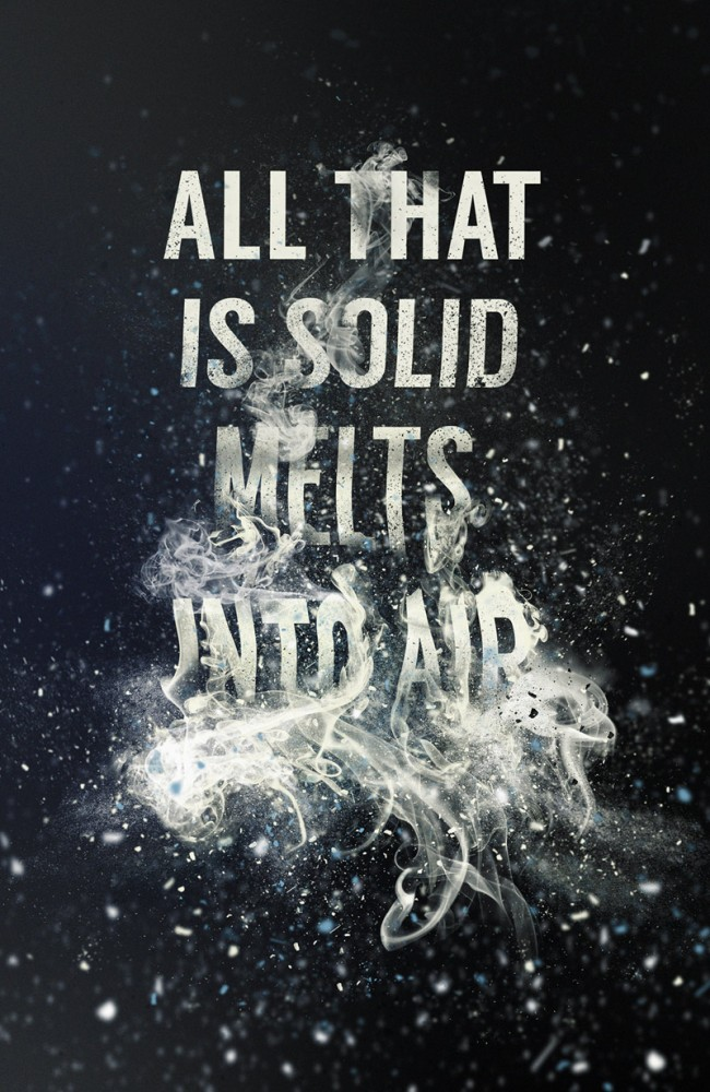 All that is solid