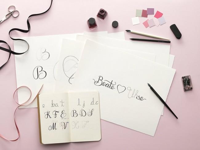 Beate Uhse   Logo Design