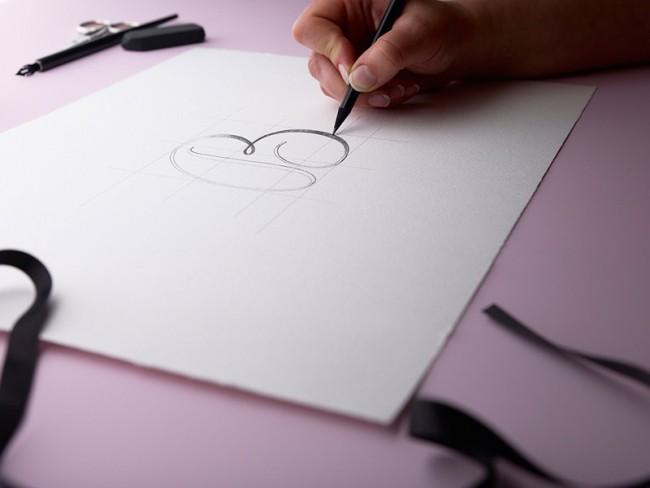 Beate Uhse   Logo Design Entstehung