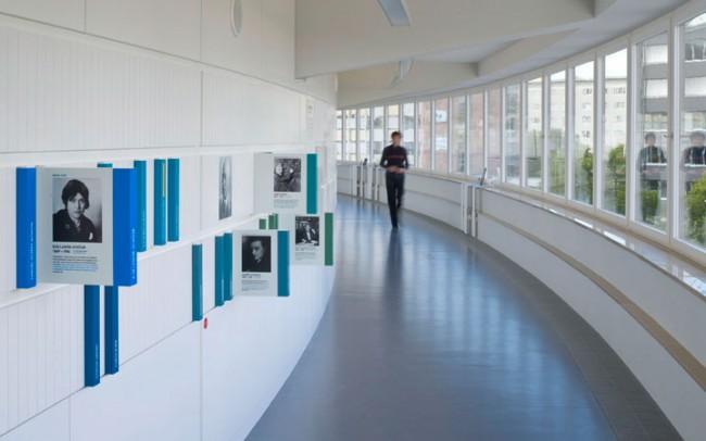smac – Staatliches Museum für Archäologie Chemnitz, Erkerausstellung 3. OG: Salman Schocken Foto: Michael Jungblut