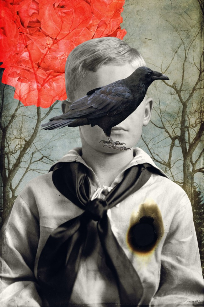 A hole in my heart and a crow in my head | Aus der Black Bird-Serie
