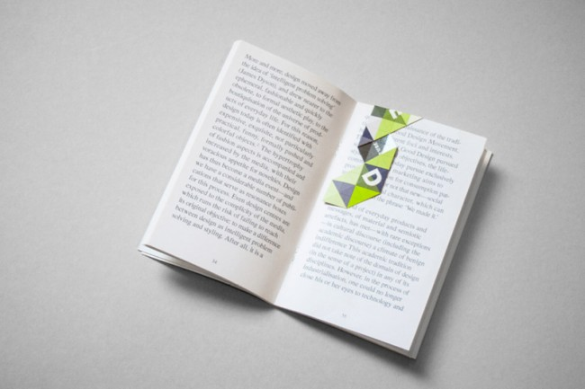Reinventing the bookmark