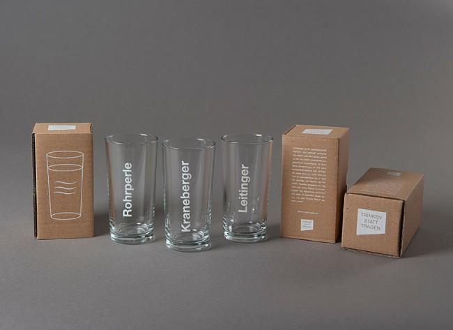 1. Preis: Emanuel Steffens – »Trinken statt tragen«