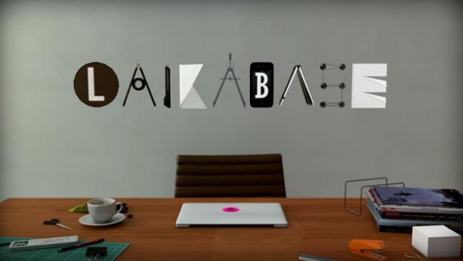 Laikabase | Showreel Intro (self–promotion): Opening Animation