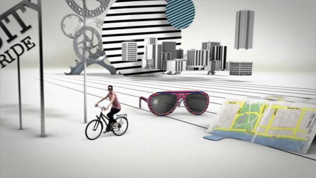 Travelin'2 | SR Suntour MTB-Promotion Video: Design und Animation