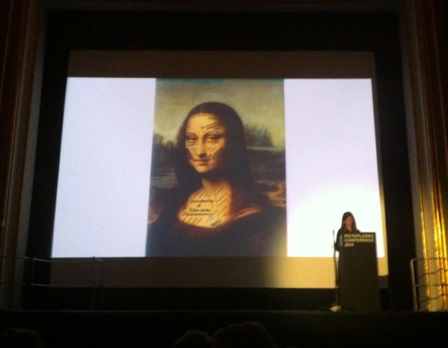 Mona Lisa von Schönheitschirurg Werner Mang zur OP vorbereitet
