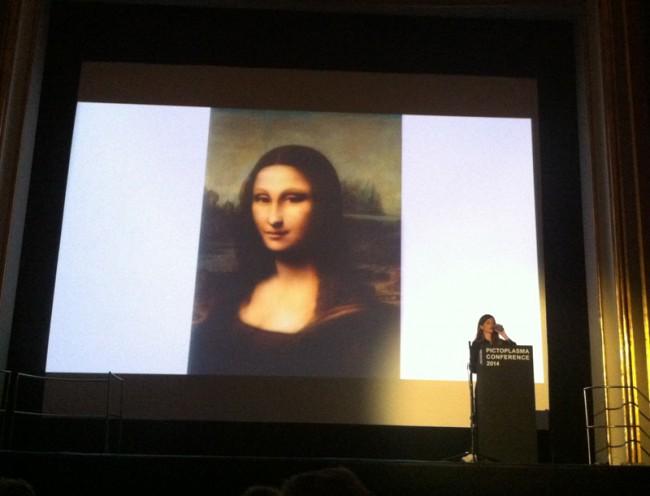 So würde die Mona Lisa nach der Schönheits-Op aussehen
