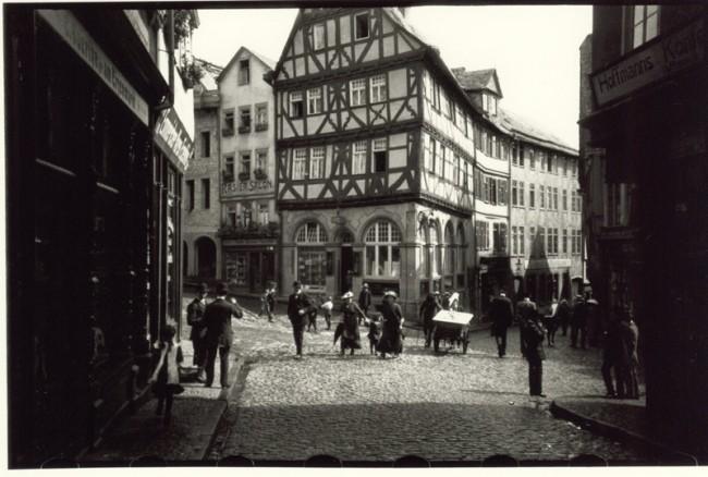 Oskar Barnack, Wetzlar Eisenmarkt, 1913