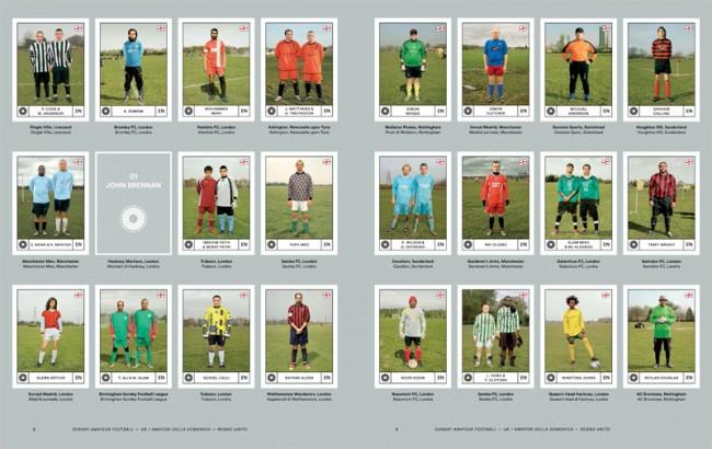 Sunday amateur football – UK