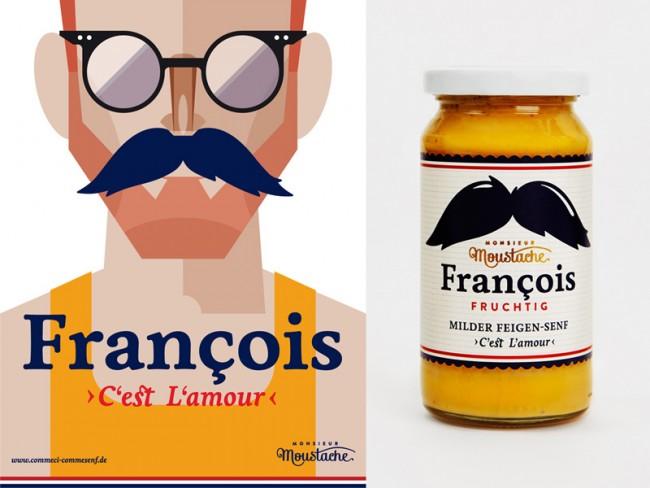 Monsieur Moustache