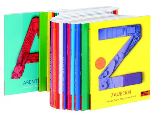 Forschen, Bauen, Staunen von A-Z
