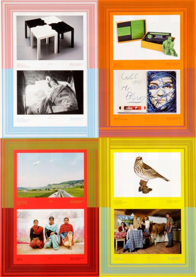 Visual Identity für den Verlag Edition Patrick Frey in Zürich