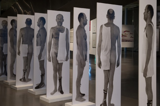 Karl Neubacher, Ausstellungsansicht
