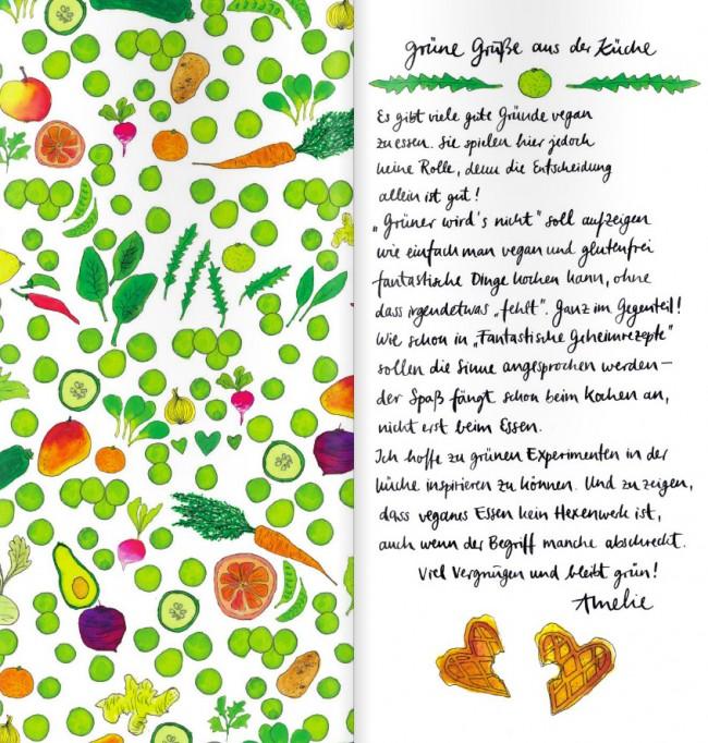 »Grüner wird's nicht«, 10 x 20 cm, 20 Seiten in Farbe. ISBN 978-3-943417-47-0. Jaja-Verlag, Berlin