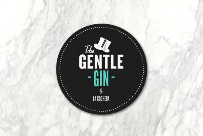 Corporate Identity für The Gentle Gin