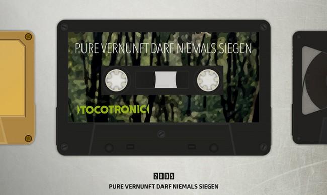 Pure Vernunft darf niemals siegen, 2005