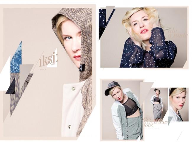iksi: Lookbook 14 (XXII Streetwear)