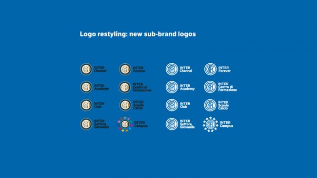 Neue Sub-Marken-Logos
