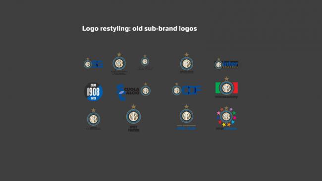 Alte Sub-Marken-Logos