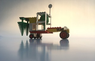The Ray Plant: This vehicle studies the earth below it and emits a fertilizing ray, which immediately generates seeds capable of producing plants or trees, depending on the soil. This process is fed by CO2, which is breathed out by all types of animals. More trees means more air for us to breathe. The vehicle will be driven by a Cypress with the necessary licence for heavy machinery.