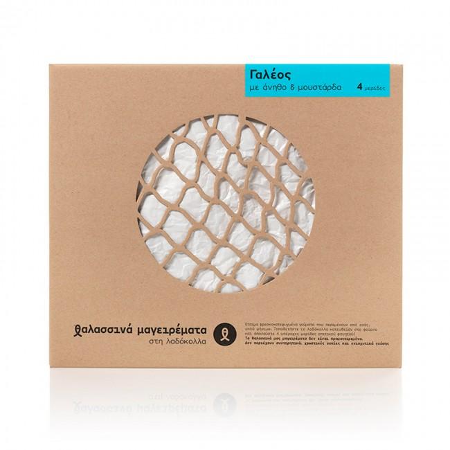 Frozen seafood, carton box