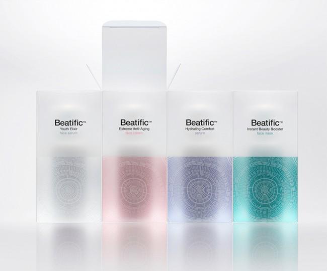 Beatific, new skincare line