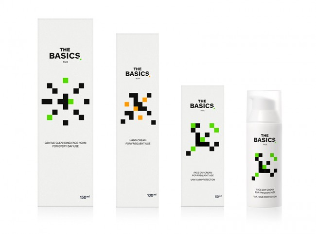 The Basics, basic products for skin care