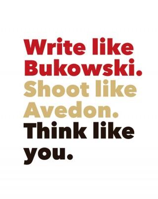 Plakat-Projekt: Don't trust what a poster say