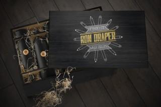 Ron Draper Advertising Rum