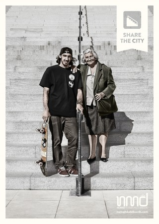 Kampagne »Share The City«