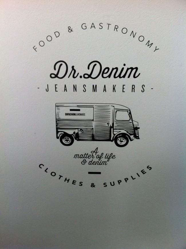 Dr. Demin kam mit Kaffee-Wagen ...