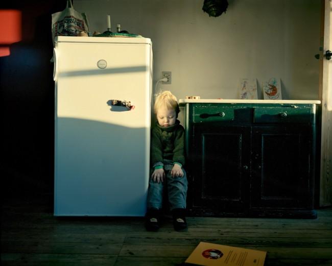 Joakim Eskildsen, »Eine Rückkehr zu den Kindern«, Geo Nr. 11. Nominiert in der Hauptkategorie Fotografie, Reportagefotografie.