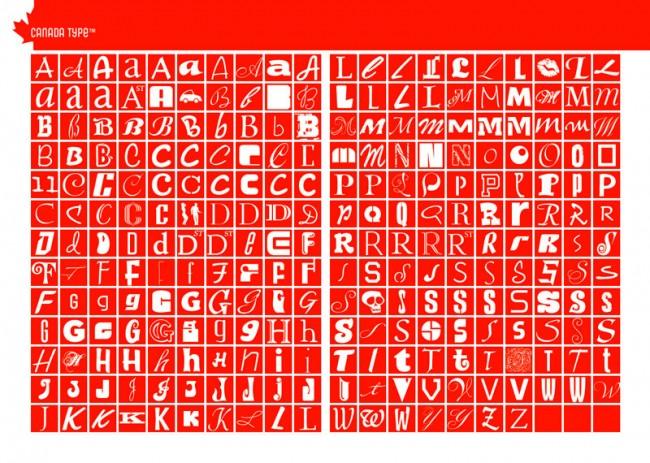 Kanadas etablierteste Typefoundry hört auf den selbstbewussten Namen Canada Type (http://canadatype.net/). Gründer Patrick Griffin aus Toronto und seine Partnerin Rebecca Alaccari aus Québec haben in 10 Jahren bereits eine umfangreiche Bibliothek aufgebaut.